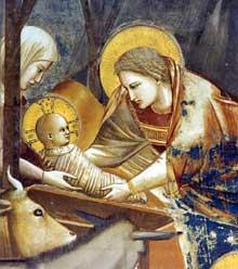 Mère et enfant - Giotto