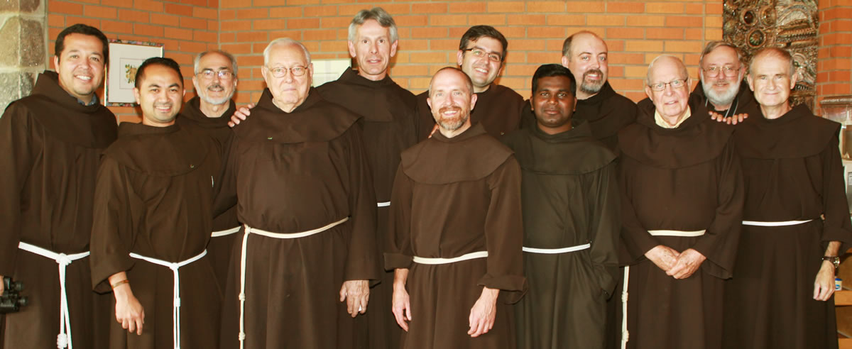 Franciscains du Canada