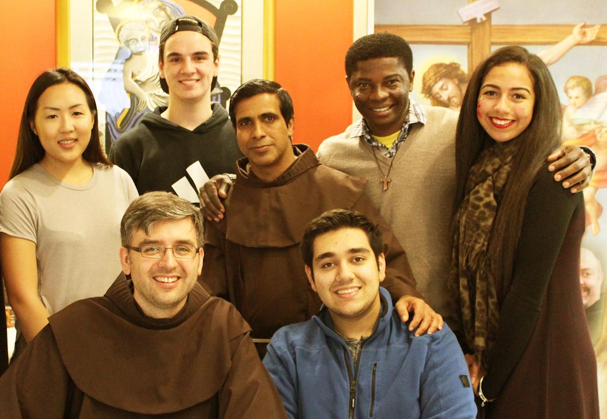 Devenir Franciscain - Franciscains du Canada
