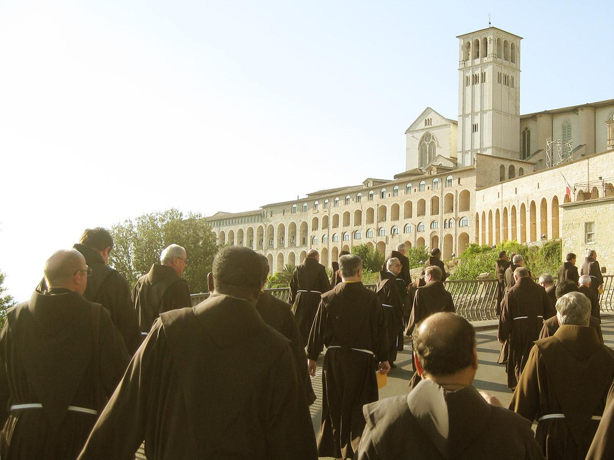 Minorité - Franciscains du Canada