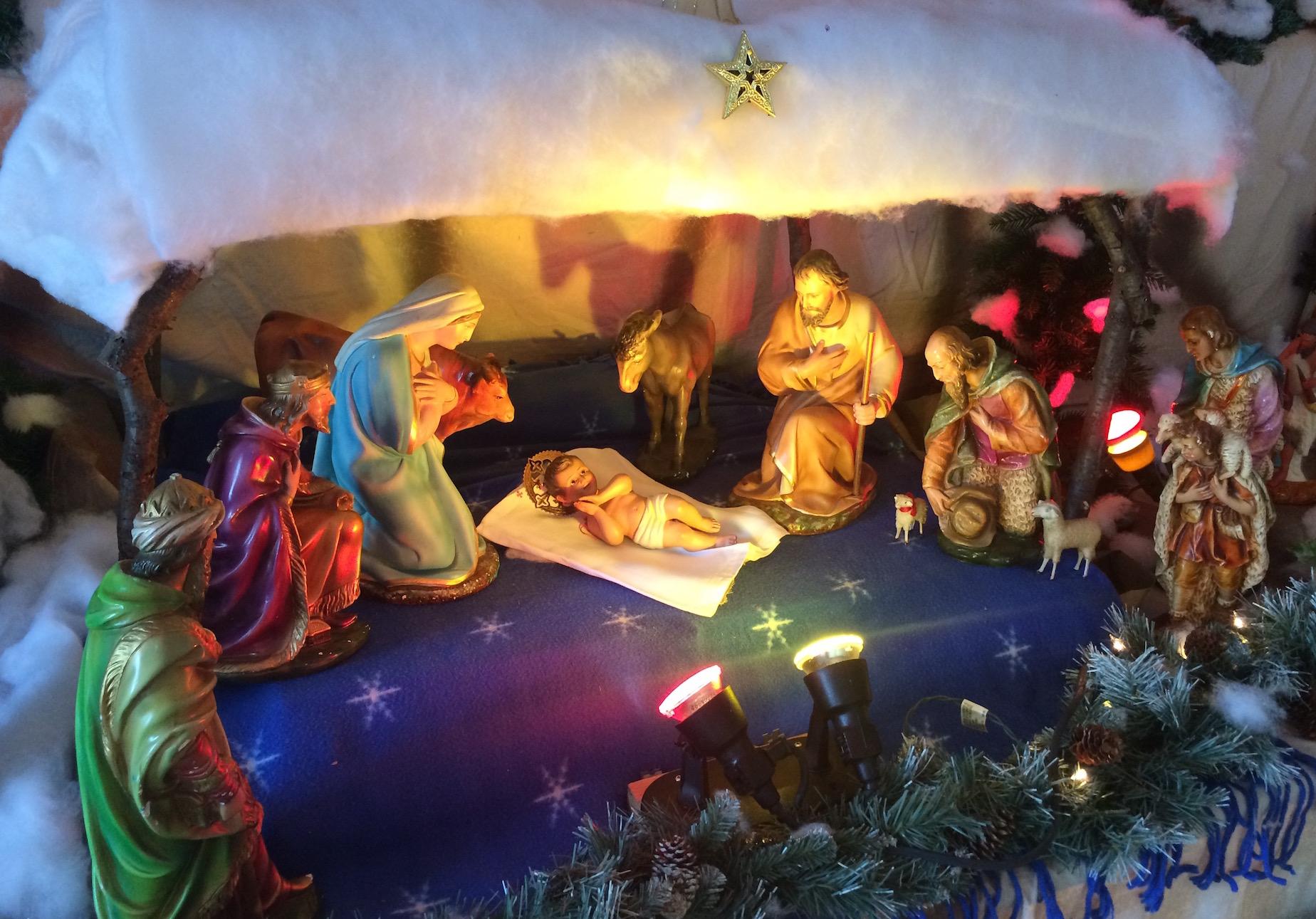 Noël et Jour de L'An: venez célébrer avec nous!