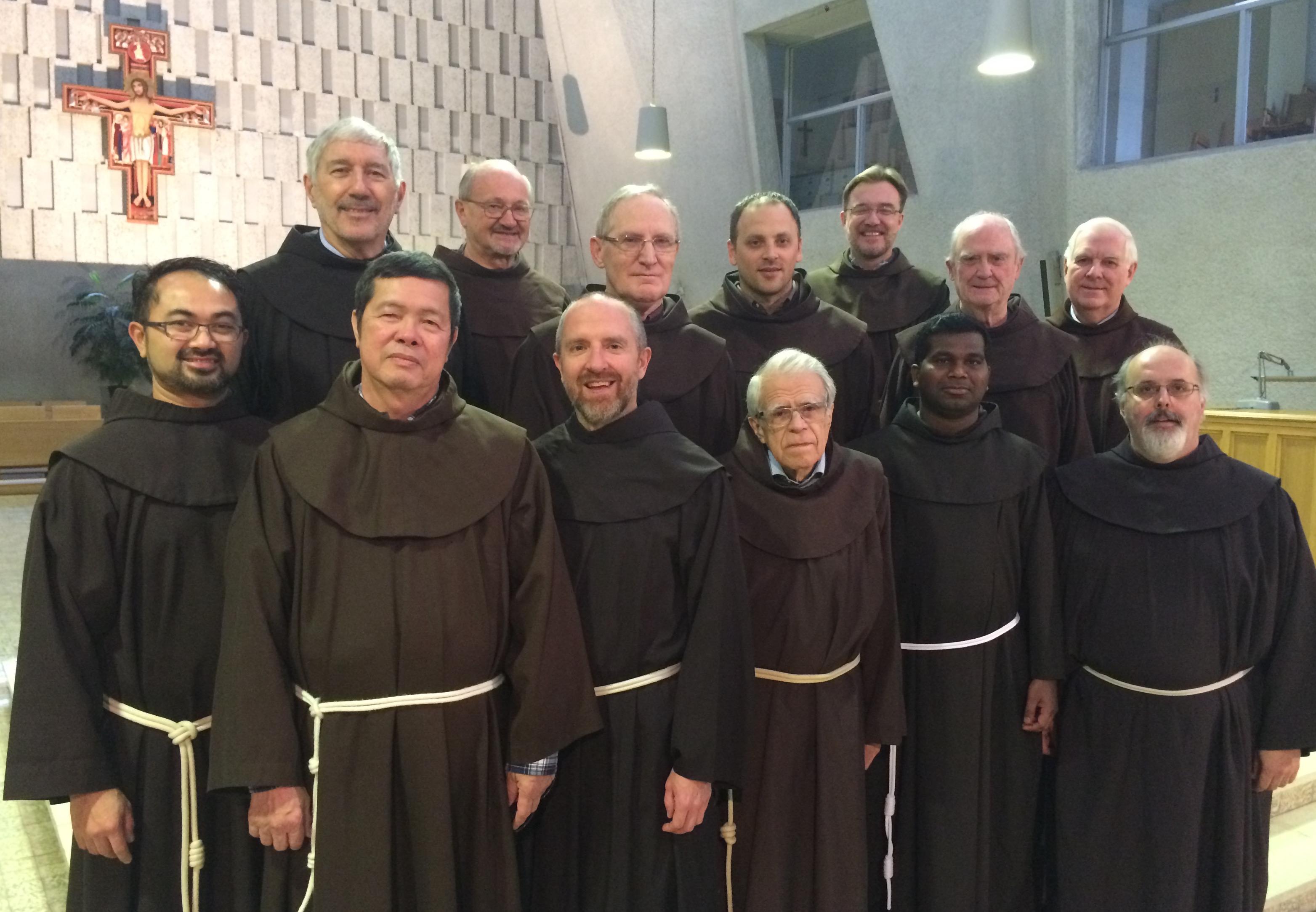 Les Franciscains du Canada à Montréal