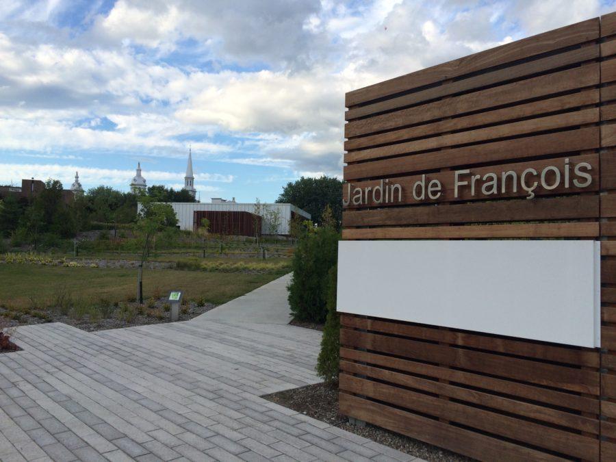Le Jardin de François reçoit un prix provincial