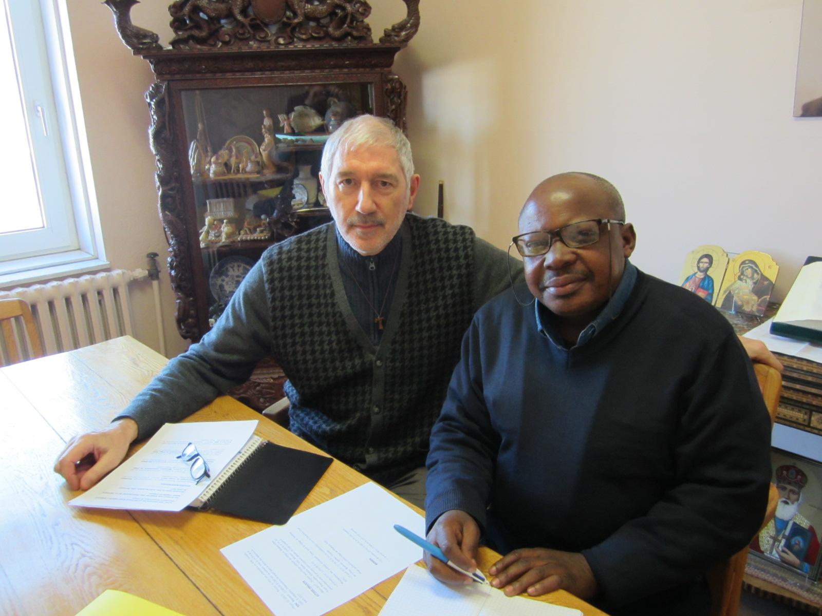 Visite du Ministre Provincial congolais au Québec