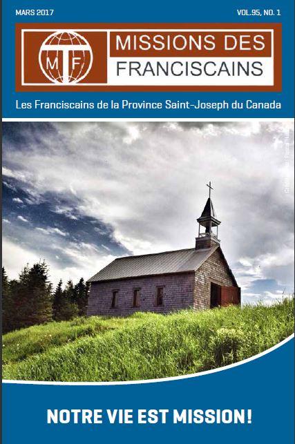 Missions des franciscains: numéro du printemps