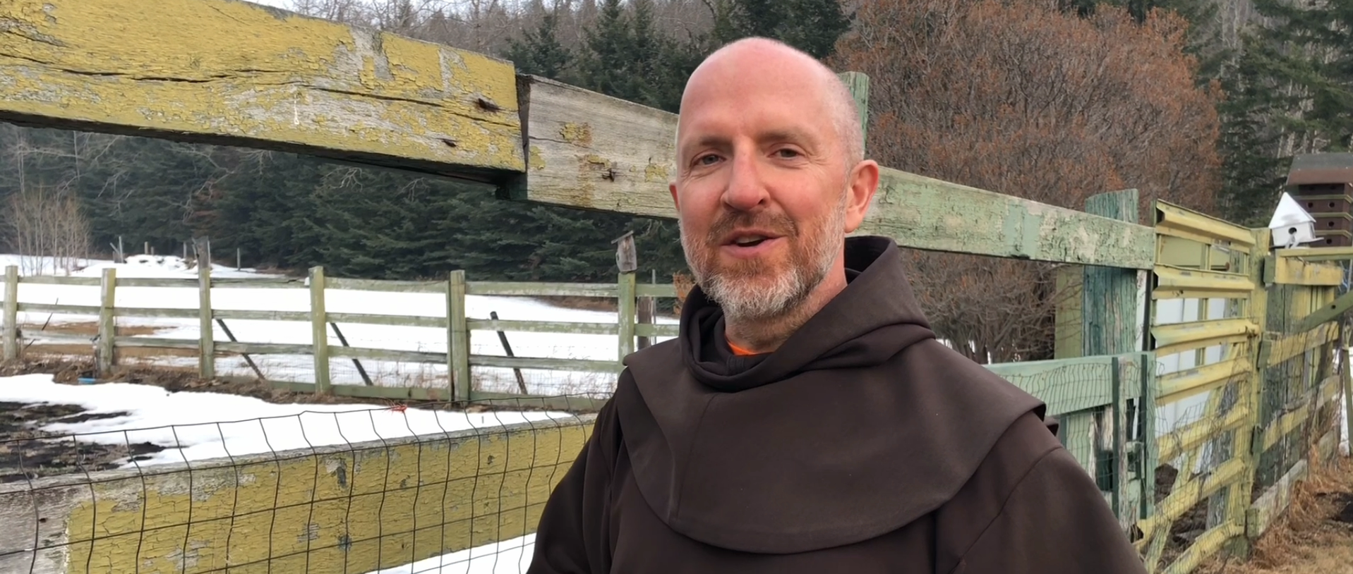 Frère Daniel Gurnick: Franciscain d'aujourd'hui