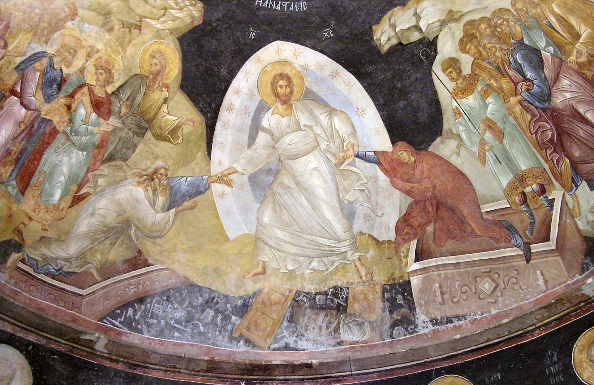 Le Christ est ressuscité, Alléluia!